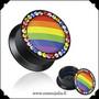 Pride-plugi 8mm