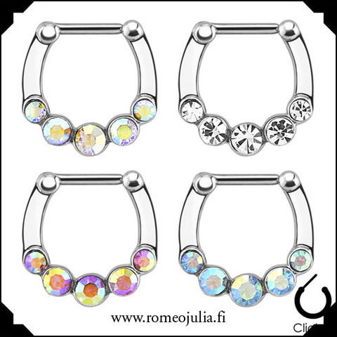 Septum, clicker 1,2mm