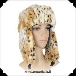 Trapper hat, tiikeri