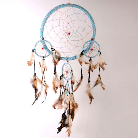 Dream Catcher/Vaalea turkoosi