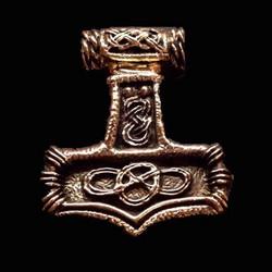 Pronssiriipus, Thorin vasara
