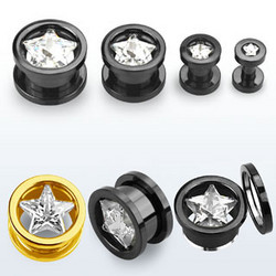 Plugi, Diamond Star 6mm