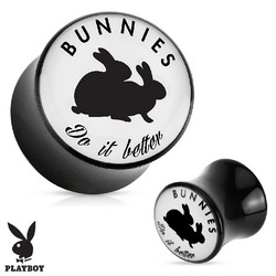 Plugi, Bunnies Do it Better 6mm