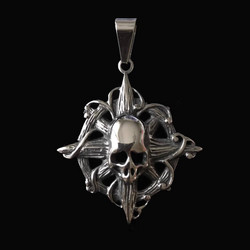 Kirurginteräsriipus, Star Skull (pääkallo)