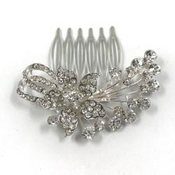 Hiuskoru, Small Flower with Diamonds