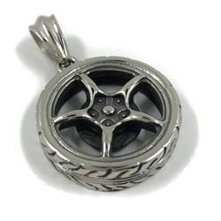 Kirurginteräsriipus, Motorist (rengas)
