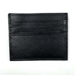 Korttikotelo, Black Leather (nahkainen korttikotelo/lompakko)