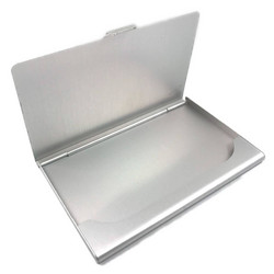 Korttikotelo,  Silver