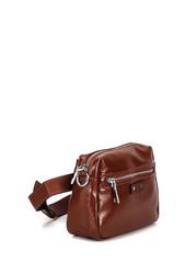 Laukku/vyölaukku, BESTINI| 2 in Whisky Handbag (ruskea käsilaukku)