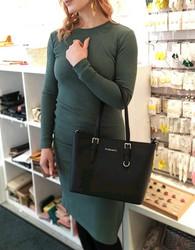 Laukku, Flora & Co|Pale Rose Womans Handbag (roosa käsilaukku)