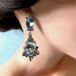 Kristallikorvakorut,  Crystal Earrings