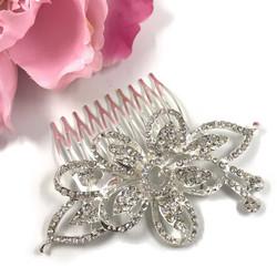 Hiuskoru, kristallikampa Crystal Flower