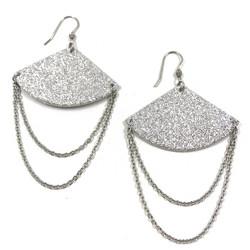 LEMPI-korvakorut, Hetki (hopea glitter)