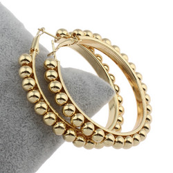 Korvakorut, korvarenkaat, KOA Collection/Snazzy Gold Hoops