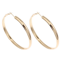 Korvakorut, korvarenkaat, KOA Collection/Simple Gold Hoops