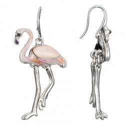 Korvakorut, BELLE MISS|Flamingo in Light Pink