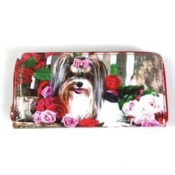 Lompakko, Koira ja ruusut