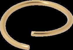 Nenäkoru, nenärengas Seamless Zirconline Ring  (0,8mm/useita kokoja)