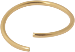 Nenäkoru, nenärengas Seamless Zirconline Ring  (1mm/useita kokoja)