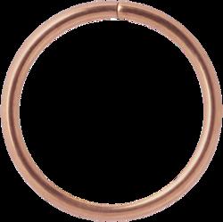 Nenäkoru, nenärengas Seamless Roseline Ring  (1mm/useita kokoja)
