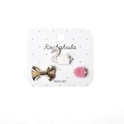 Lasten sormussetti, Rockahula KIDS|Sophia Swan Ring Set