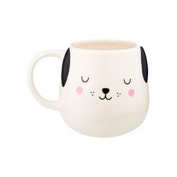 Muki, Sass & Belle/Barney the Dog Shaped Mug