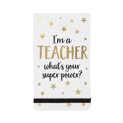 Vihko, I´m a Teacher, What's Your Superpower?