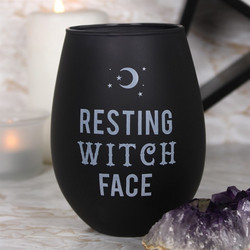 Viinilasi, Resting Witch Face
