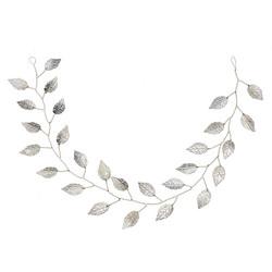 Hiuskoru, panta/ROMANCE, Minimalistic Silver Twine