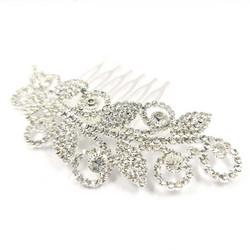 Hiuskoru, kristallikampa Beautiful Crystal Headpiece