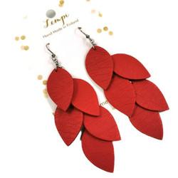 LEMPI-korvakorut, Vilja (punainen)