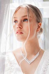 Strassikorvakorut, Elegant Earrings