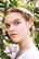 LEMPI-korvakorut, Kalla (valkoinen, juhlamalli)