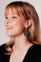 LEMPI-korvakorut, Tulppaani 2.0 (puuterimaisen vaaleanpunainen)