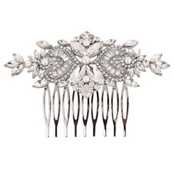 Hiuskoru, ATHENA BRIDAL JEWELLERY|Exquisite Crystal Sparkle Comb