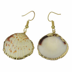 Korvakorut, PAPARAZZI|Pretty Seashell Earrings