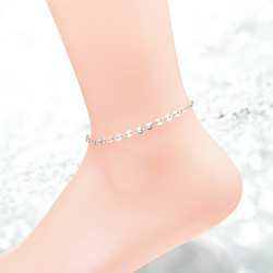 Nilkkakoru|HOLIDAY COLLECTION, Classic Rosegold Anklet