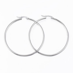 Kirurginteräsrenkaat, Classic Thin Steel Hoops