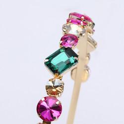 Hiuspanta|SUGAR SUGAR, Multicolor Crystals -hiuspanta