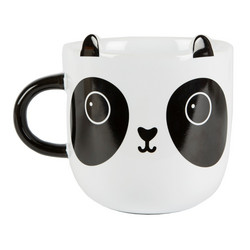 Muki, Sass & Belle|Panda Kawaii Friends Mug
