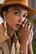 LEMPI-korvakorut, Tähkä (kulta, nahka)