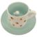 Kahvikuppi, House of Disaster|Spotty Dog Cup -pilkullinen koirakuppi
