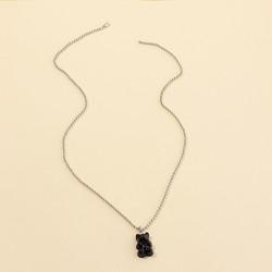 Kaulakoru, Black Gummy Bear -musta nallekarkki