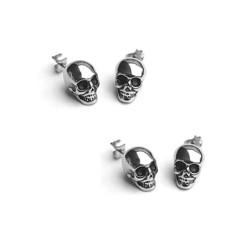Kirurginteräsnapit, Skull -pääkallo