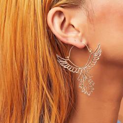 Statement-korvakorut, BOHEMIAN MYSTIQUE|Gold Phoenix