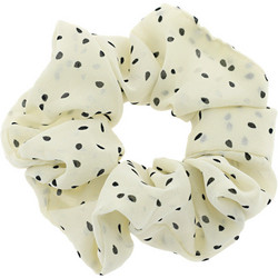 Donitsi/Scrunchie|SUGAR SUGAR, Medium Dark Polkadot
