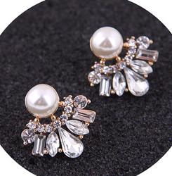 Juhlakorvakorut, PARIS BIJOUX/Romantic Vintage Pearls