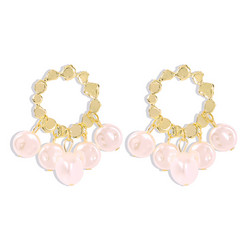 Korvakorut, FRENCH RIVIERA|Parisian Pearl Earrings -helmikorvakorut