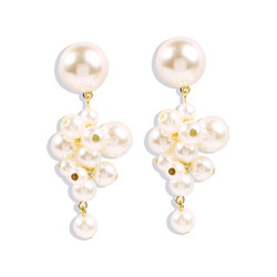 Korvakorut, FRENCH RIVIERA|Beautiful Pearl Earrings -helmikorvakorut