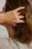 Sormus, BOHM PARIS|Bague Gabrielle dorée blanc -ristisormus